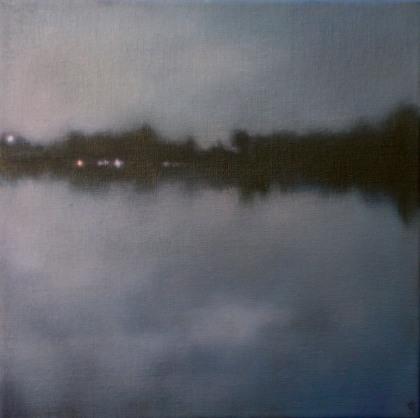 Evening Shoreline, 12