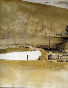Wyeth watercolor