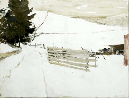 Wyeth, watercolor