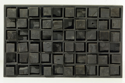 Louise Nevelson, Ancient Secrets, 1964.