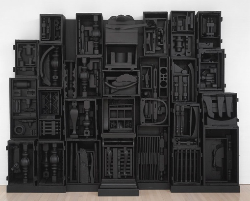 Louise Nevelson, Untitled, 1968.