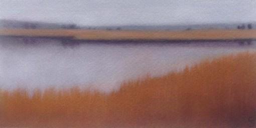 Study/Fall Marsh Mists, 4