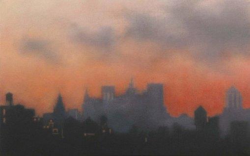 Skyline@Sunset