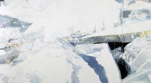 "Eric Aho, ""Ice Field"","